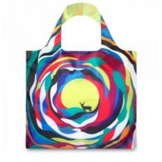 Дизайнерская сумка LOQI Psychodelic