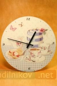 Настенные часы Английский завтрак