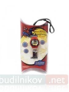 Часы наручные детские Человек-Паук. New Sport