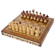 Резные шахматы Slchess30