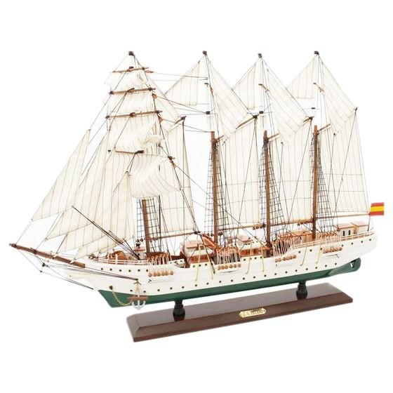Средняя модель корабля Элькано