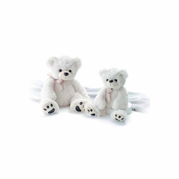 Мягкая игрушка Aurora Медведь кремовый (70 см)