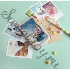 Набор мини-открыток Kim Min Ji Tales World