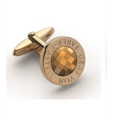 Запонки GRAF VON FABER-CASTELL с золотым покрытием
