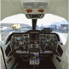 Обзорный полет на самолете Tecnam P2006 Twin (40мин)