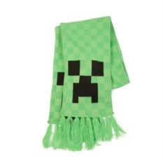 Шарф Minecraft Creeper (140 см)