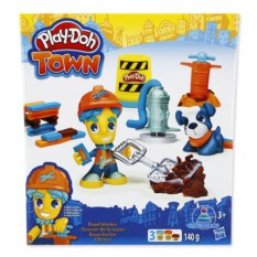 Игровой набор Play-Doh «Житель и питомец»