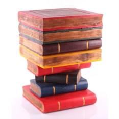 Табурет с тайником Стопка книг