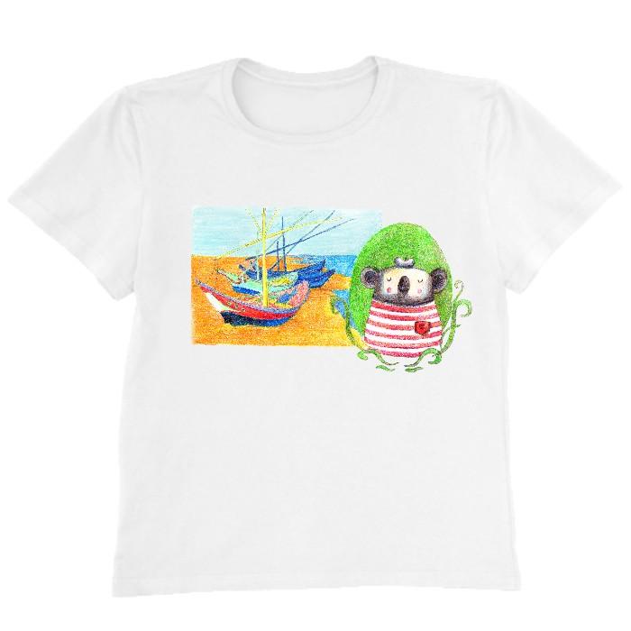 Детская футболка GINO THE SAILOR