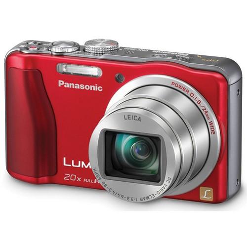Фотоаппарат PANASONIC Lumix DMC-TZ30 DMC-TZ30EE-R