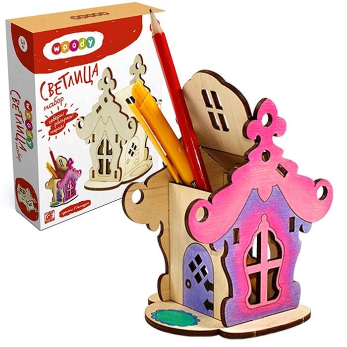 Деревянный набор для детского творчества «Светлица»