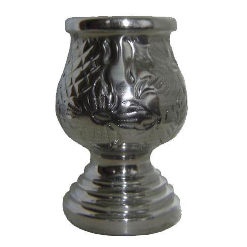 Калебас из дерева в металле Кубок