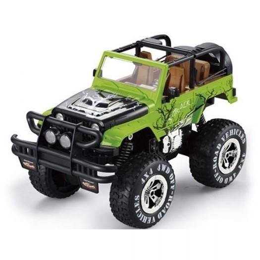 Радиоуправляемый джип RC Jeep в масштабе 1:10 - MYX301