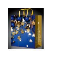 Новогодний пакет для стильных подарков