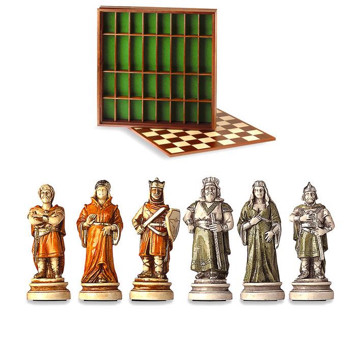 Шахматы «Битва при Камелоте»