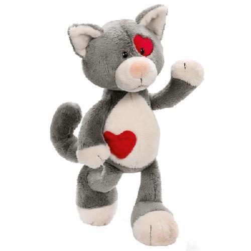 Мягкая игрушка Влюбленный кот