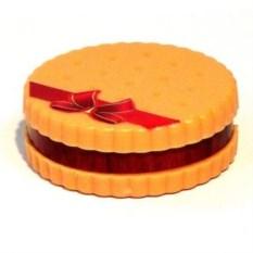 Точилка с ластиком Печенье