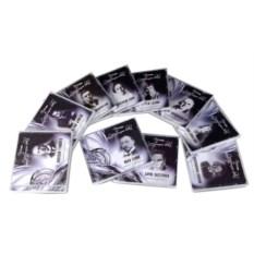 Коллекция дисков Поэты Серебряного века
