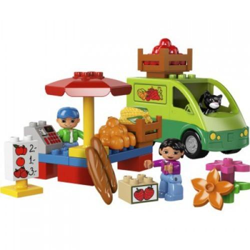 Игрушка LEGO Торговый рынок