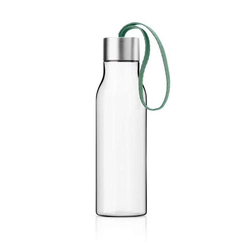 Лунно-зеленая бутылка для воды