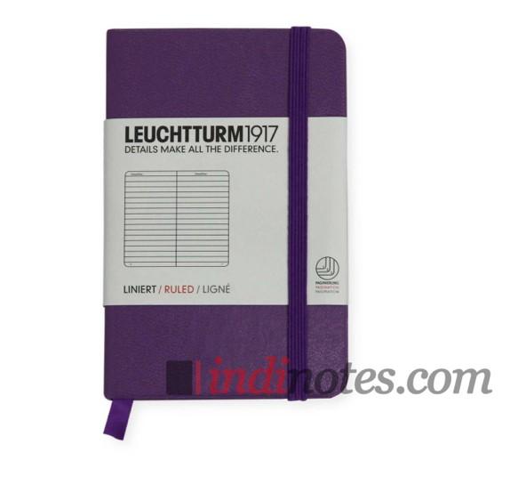 Записная книжка Mini Notebook Lavender от Leuchtturm1917