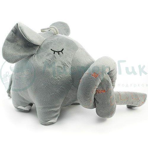 Мягкая игрушка Слон. Измеритель роста
