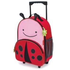 Детский чемодан Zoo Luggage Ladybug Божья коровка Skip Hop