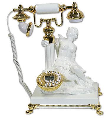 Телефон «Обнаженная девушка»