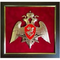 Панно Эмблема Национальной Гвардии