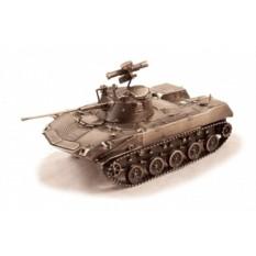 Модель боевой машины десанта БМД-2 Будка