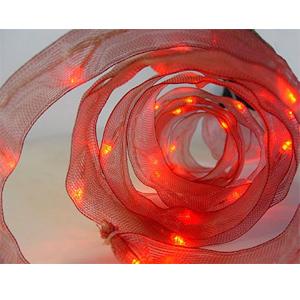 Электрогирлянда с LED-лампами