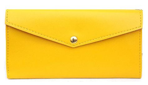 Жёлтый кошелек Оld School