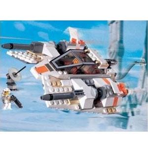 Конструктор lego-star wars: Скороcтной снегоход