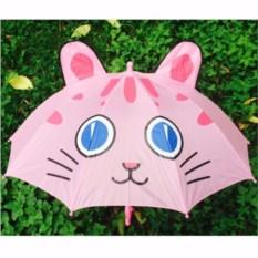 Детский зонт с ушками Котенок