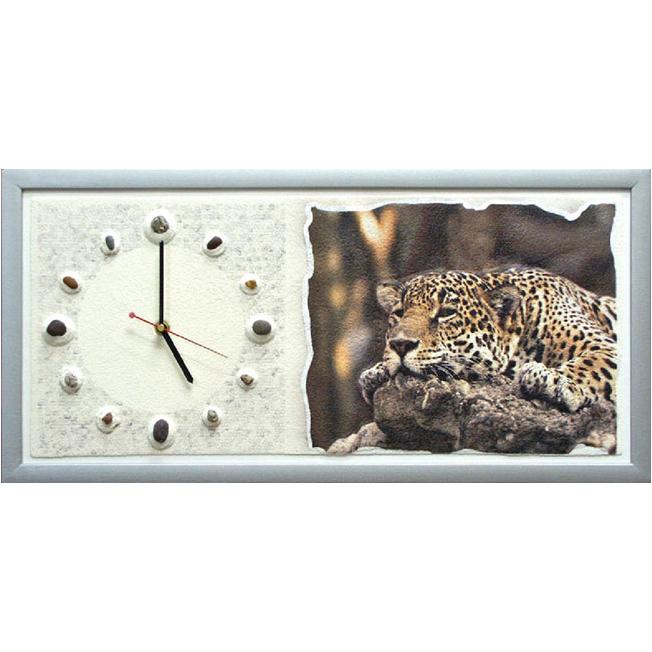 Часы настенные «Ягуар»