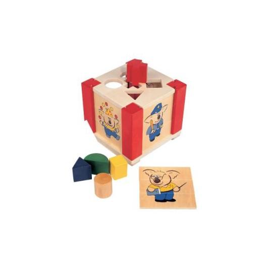Детская развивающая игра Куб малыш