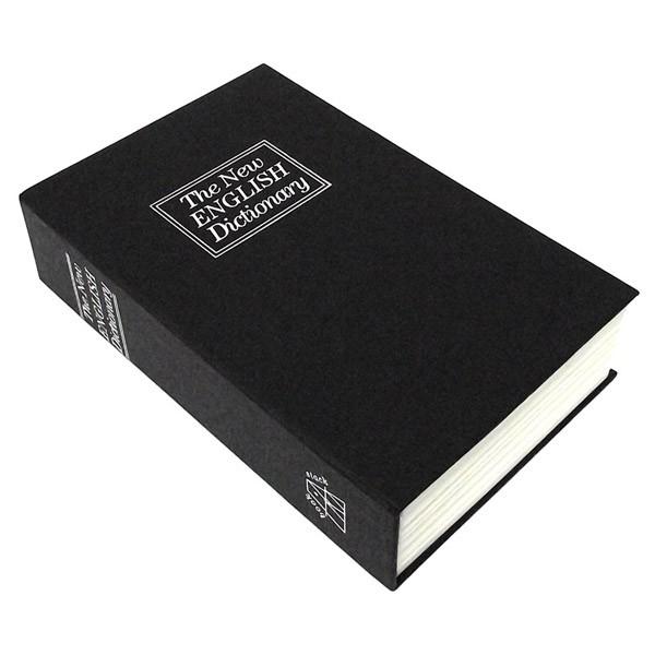 Черная книга-сейф Английский словарь