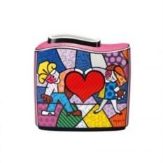 Фарфоровая ваза Britto Goebel Heart Kids