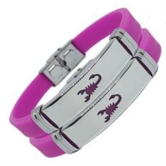 Парные браслеты для двоих Скорпион