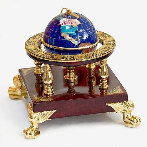Настольные часы Кругосветное путешествие