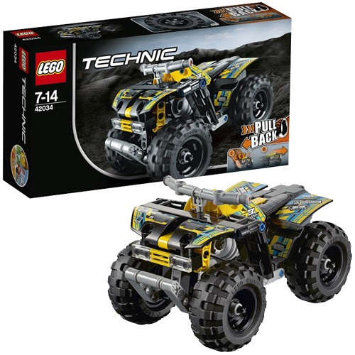 Конструктор - LEGO Technic Квадроцикл