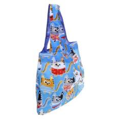 Универсальная сумка Котики спасут мир