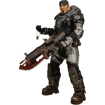 Фигурка Marcus Fenix with Cog Tags