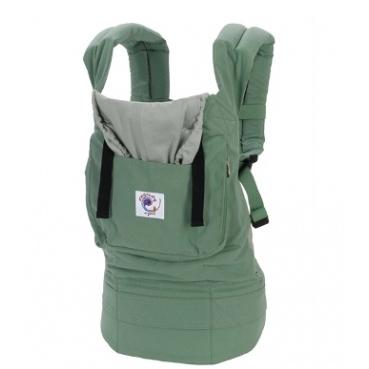 Рюкзак-переноска ERGO BABY Морской-зеленый