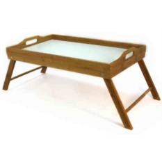 Белый сервировочный столик