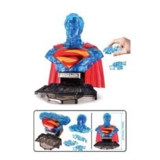 3D пазл Супермен полупрозрачный