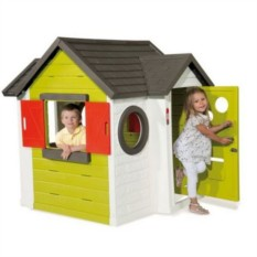 Детский игровой домик со звонком Smoby