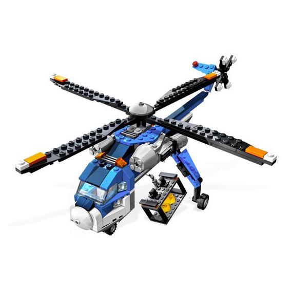 Грузовой вертолет Lego