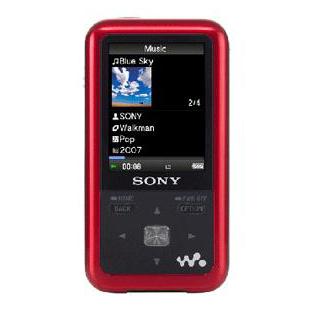 MP3-плеер Sony NWZ-S616F 4Gb Re