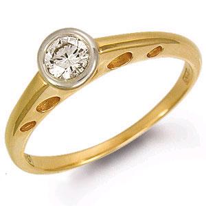 Кольцо «Диамант»